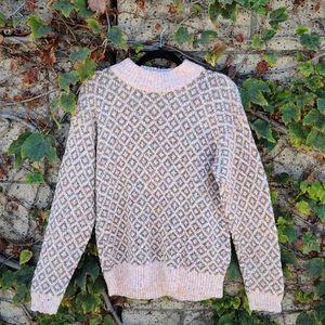 VTG Crew Neck Sweater Shirt